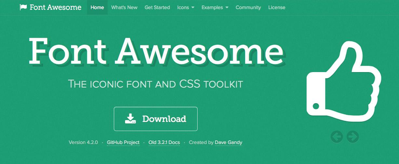 Font Awesome - как СУПЕР ПРОСТОЙ способ использования бесплатных иконок для любых проектов