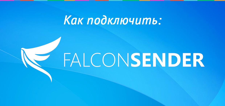 Как подключить FalconSender к любой подписной форме